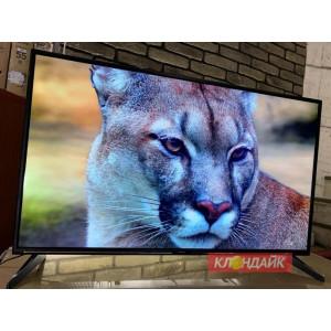 """Телевизор Blackton BT 50S01B большой экран, быстрый и """"заряженный"""" Smart TV  в Русском фото"""