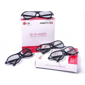 Очки для LG Cinema 3D LED LCD телевизора 4 шт. в Русском фото